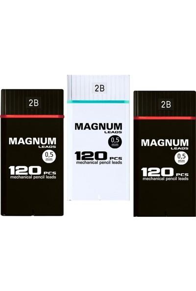 Magnum Versatil Kalem Ucu 0.5 mm 120'LI Min 3'lü