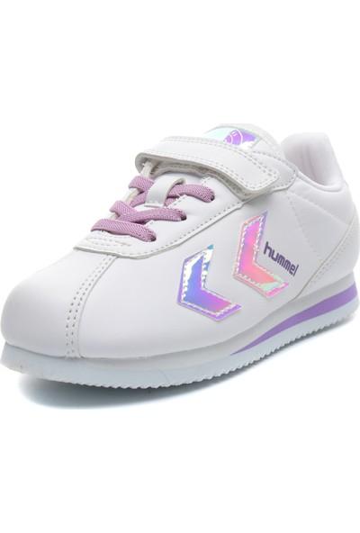 Hummel Hmlnınetyone Iı Hologram Jr Lıfestyle Shoes Çocuk Spor Ayakkabı Beyaz