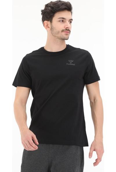 Hummel Hmlkevıns T-Shirt S-S Tee Erkek T-Shirt Siyah