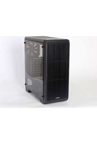 Zalman S2-600W 600W ATX Midi Tower Bilgisayar Kasası Siyah