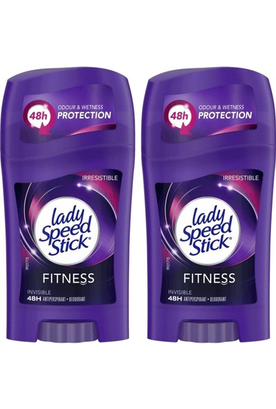 Lady Speed Stıck Fıtness 45GX2 2 Li Paket