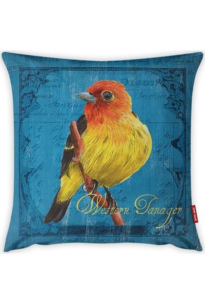 Yeni Nesil Tekstil Dekoratif Kırlent A61081