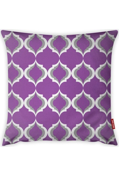 Yeni Nesil Tekstil Dekoratif Kırlent Kılıfı A14445-K