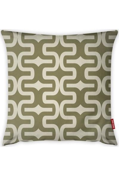 Yeni Nesil Tekstil Dekoratif Kırlent Kılıfı YK2013-K