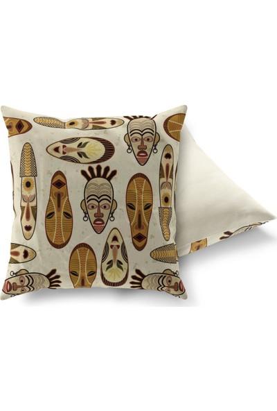Yeni Nesil Tekstil Dekoratif Kırlent A15077