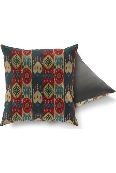 Yeni Nesil Tekstil Dekoratif Kırlent A6189