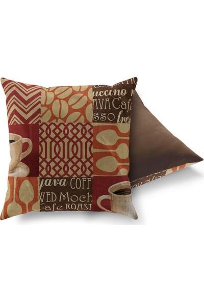 Yeni Nesil Tekstil Dekoratif Kırlent A15338