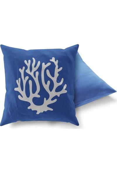 Yeni Nesil Tekstil Dekoratif Kırlent Kılıfı A14102-K