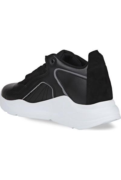 Crash Kadın Sneaker 14609 Siyah 36