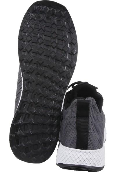Pierre Cardin Erkek Spor Ayakkabı 10244 Füme