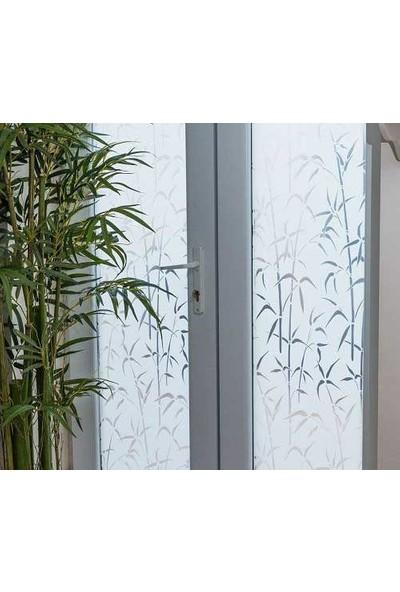 D-C-Fix 346-8349 Kendinden Yapışkanlı Bambu Desen Cam Folyo