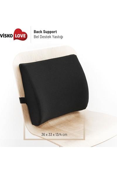Visko Love Back Support, Visco Bel Destek Yastığı