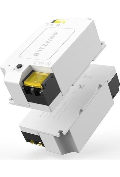 Blitzwolf Ss1 Akıllı Ev Anahtarı Smart Switch Wifi Adaptör 3300W