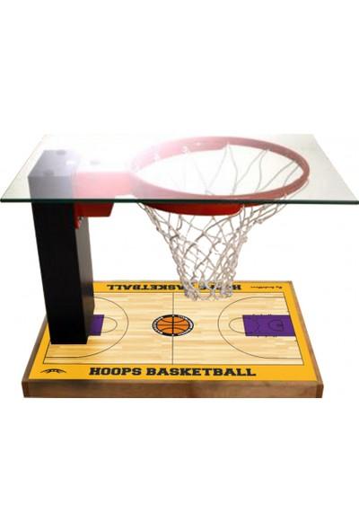 Hoops Basketball Basketbol Sehpa 2