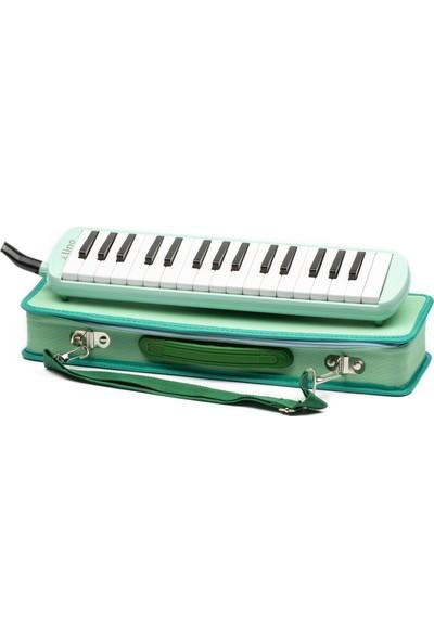 Lino Melodika 32K Çantalı Pastel Yeşil Ln-32Pye