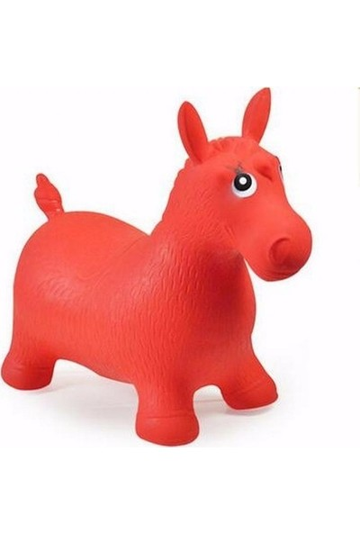 Anka Şişirilebilir Pilates Hayvanları - Kırmızı