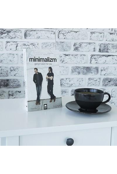Minimalizm: Geriye Kalan Her Şey - Joshua Fields Millburn - Ryan Nicodemus