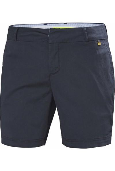 Helly Hansen Hh W Crew Shorts Hha.34073_Hha.597 Navy 29 Kadın