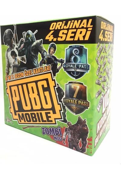 Pubg Mobile 4. Seri Kutu Oyunu
