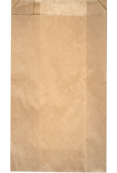 Soft Kağıt Kraft Kese Kağıdı 15 x 32 cm Poşet 150'li 1 kg