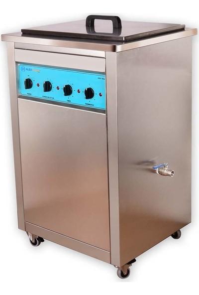 Alex Machine Ultrasonik Yıkama Makinası 30 Litre Laboratuvar