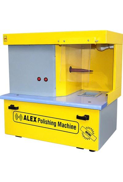 Alex Machine Masaüstü Tekli Cila Makinası
