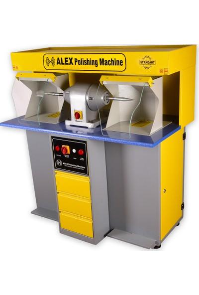 Alex Machine Cila Makinası Orta Boy Standart