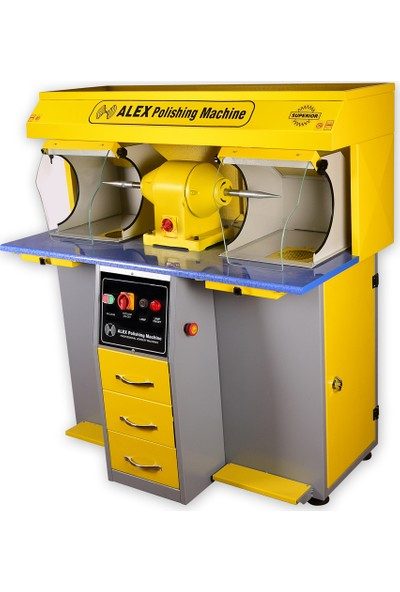 Alex Machine Cila Makinası Orta Boy Superior