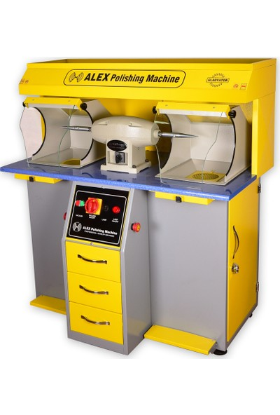 Alex Machine Cila Makinası Orta Boy Gladyatör