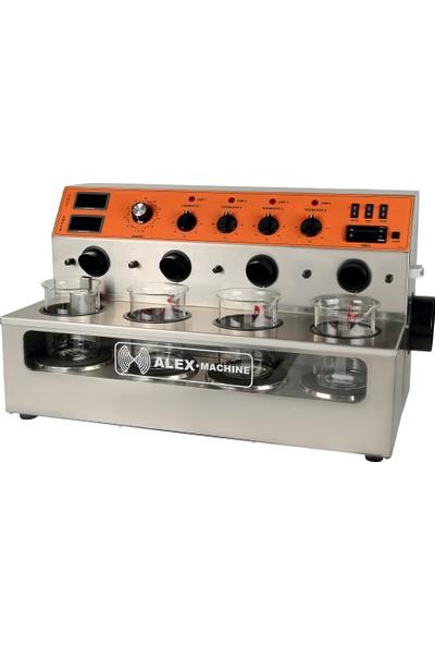 Alex Machine Kaplama Makinası Profesyonel 1 Lt