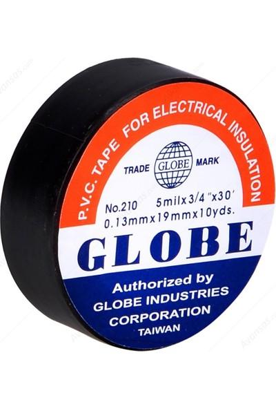 Globe Elektrikçi Bandı İzole Bant 19 mm 10'lu