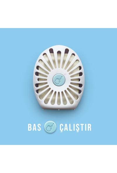 Febreze Hava Ferahlatıcı Banyo Oda Kokusu Temiz Çarşaf Ferahlığı&Lavanta