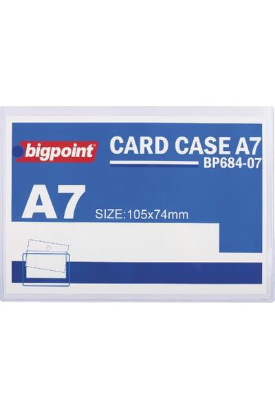 Bigpoint A7 Afiş Muhafaza Kabı 10'lu Poşet