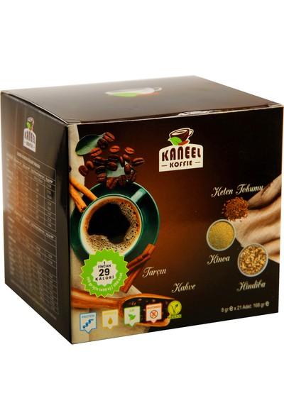 Kaneel Koffie 1 Kutu 8 gr x 21'li