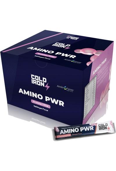 Cold Iron Amino Pwr 400 gr 80 Saşe