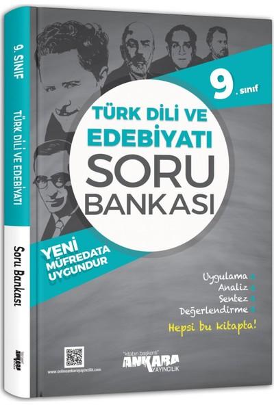Ankara Yayıncılık 9.sınıf Türk Dili Soru Bankası