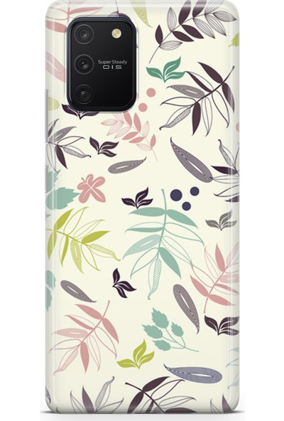 Melefoni Samsung Galaxy S10 Lite Kılıf Leaf Serisi London