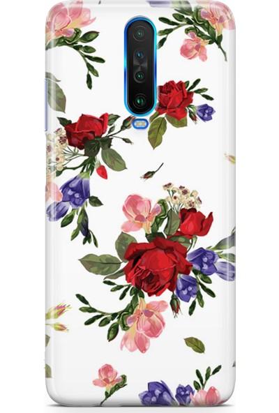 Melefoni Xiaomi Redmi Poco X2 Kılıf Şeffaf Rosie Serisi Alexandria
