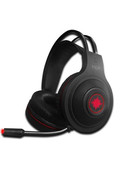Inca Lapetos IGK-X7 7.1 Surround Kulak Üstü Oyuncu Kulaklık