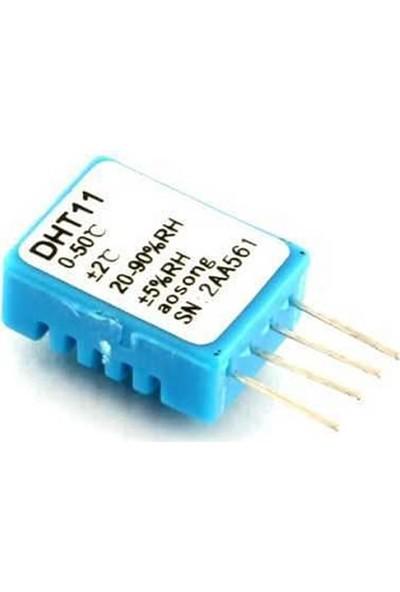 Arduino DHT11 Isı ve Nem Sensörü