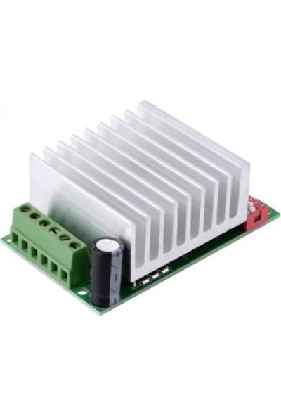 Arduino TB6600 12-45V Dc Tek Eksenli Iki Fazlı Hibrit Step Motor Sürücü