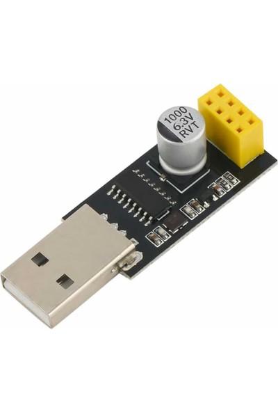 Arduino USB ESP8266 Wifi Adaptör