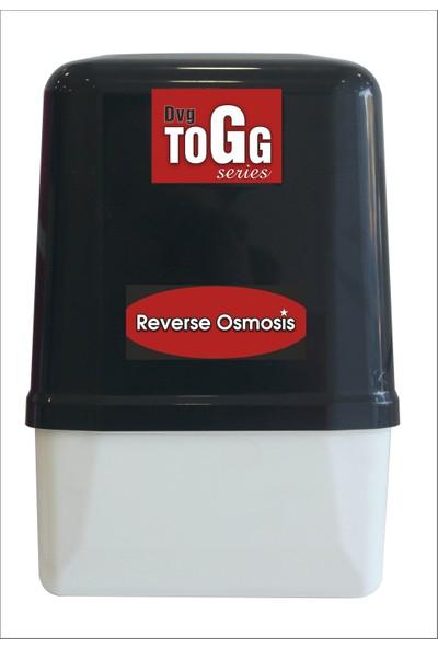 Togg Reverse Osmosis Pompalı Kapalı Su Arıtma Cihazı