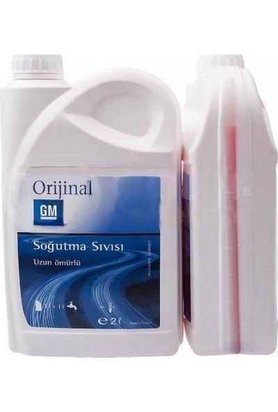 Gm Organik Antifiriz Kırmızı 2 Lt