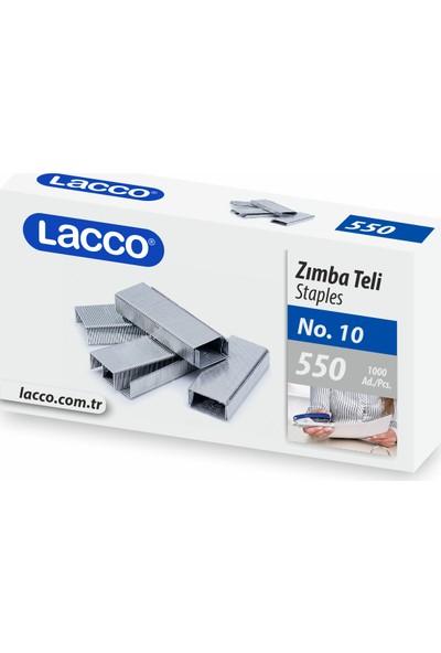 Lacco Zımba Teli No.10 Beyaz