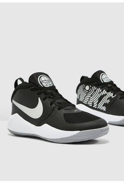 Nike Aq4224-001 Team Hustle Çocuk Basketbol Ayakkabısı