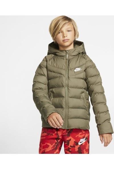 Nike Sportswear Kapüşonlu Erkek Çocuk Ceketi