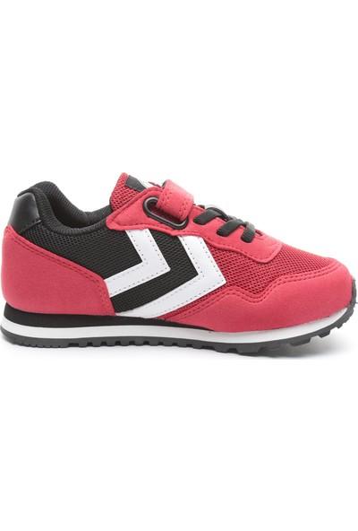 Hummel Hmlthor Jr Lıfestyle Shoes Çocuk Spor Ayakkabı Kırmızı