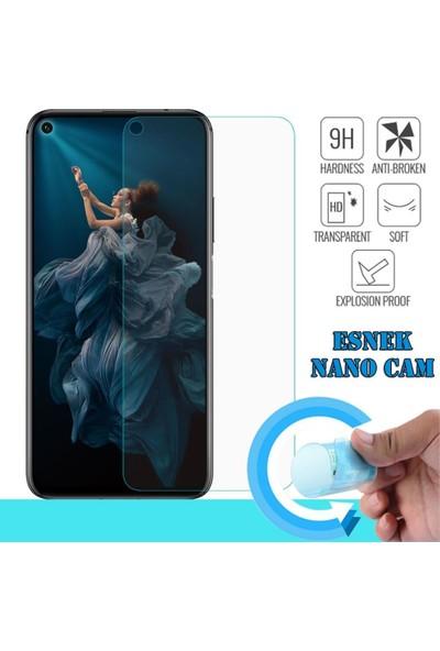 Kılıfist Huawei Honor 20 Zore Blue Nano Ekran Koruyucu Şeffaf