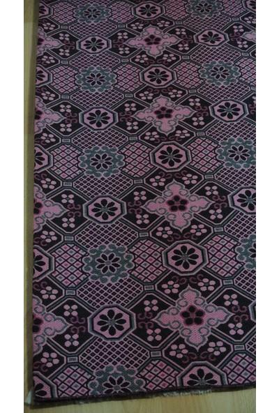 Başaran Tekstil 6 Metrekare Karoli 1.kalite Parlak Çok Amaçlı Halı Örtüsü